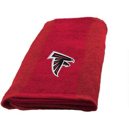 "Atlanta Falcons Decorative Bath Collection Fingertip Towel - 11"" x 18"""