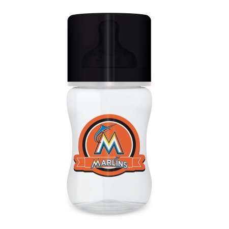 MLB Miami Marlins Baby Bottle