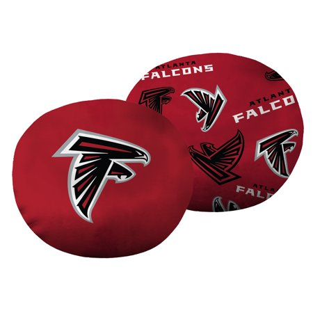 "NFL Atlanta Falcons 11"" Cloud Travel Pillow"