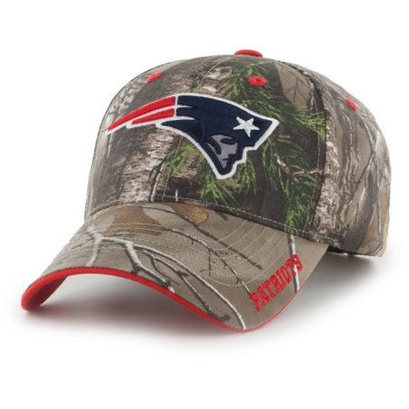 NFL New England Patriots Mass Realtree Frost Hat