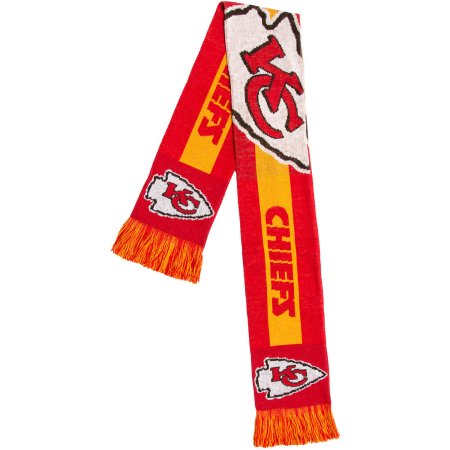 NFL Kansas City Chiefs Adult Big Logo Scarf