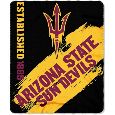"NCAA Arizona State Sun Devils 50"" x 60"" Fleece Throw"