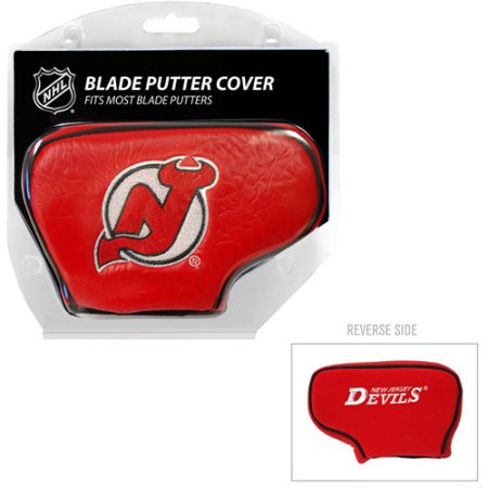 Team Golf NHL New Jersey Devils Golf Blade Putter Cover