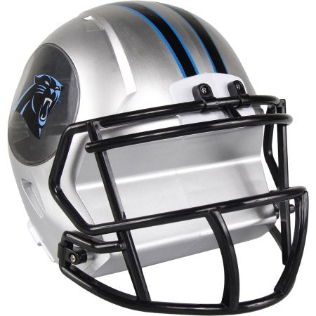 NFL Carolina Panthers Mini Helmet Bank