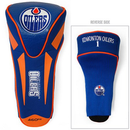 NHL Edmonton Oilers Single Apex Driver Head Cover