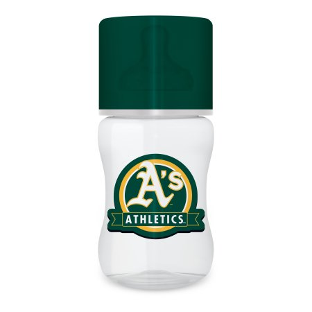 MLB Oakland Athletics Baby Bottle