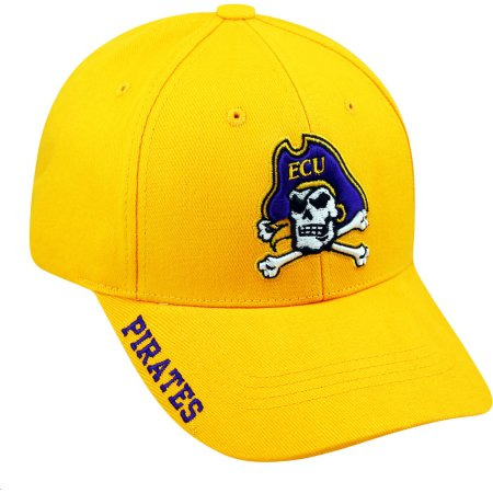 NCAA Men's East Carolina Pirates Away Hat \ Cap