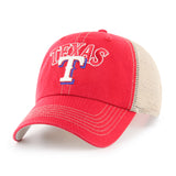 MLB Texas Rangers Aliquippa Adjustable Hat