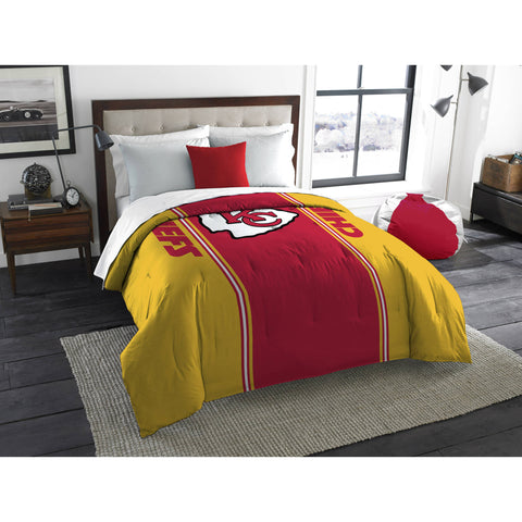 "NFL Kansas City Chiefs ""Mascot"" Twin/Full Bedding Comforter"