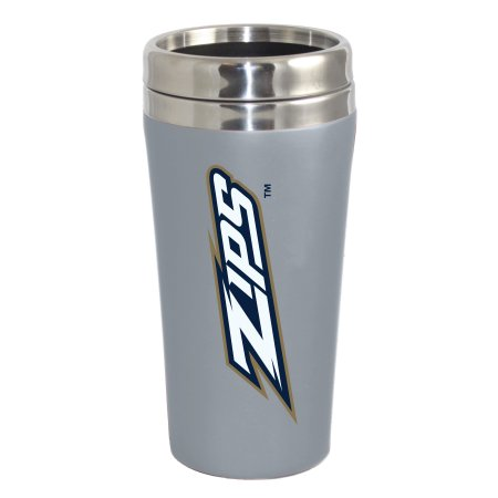 NCAA Akron Double Walled Travel Tumbler