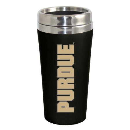 NCAA Purdue Boilermakers Double Walled Travel Tumbler