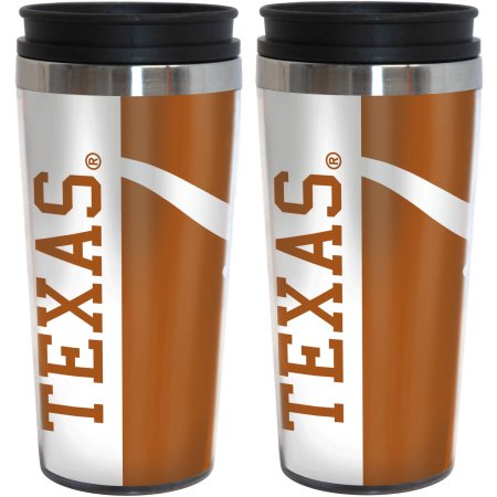 NCAA Texas Longhorns 2-Pack Hype Tumbler