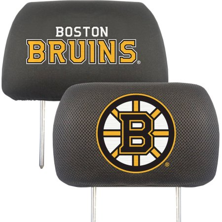 NHL Boston Bruins Headrest Covers