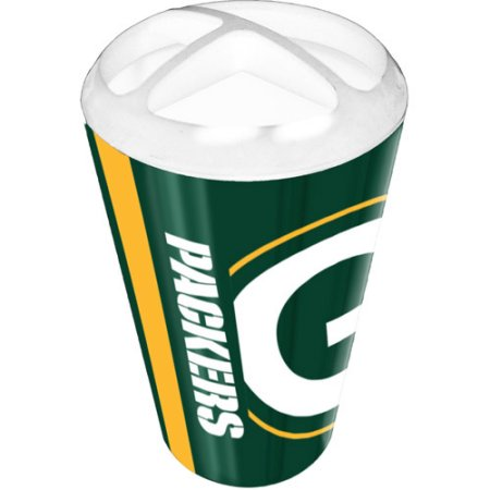 Green Bay Packers Decorative Bath Collection Toothbrush Holder