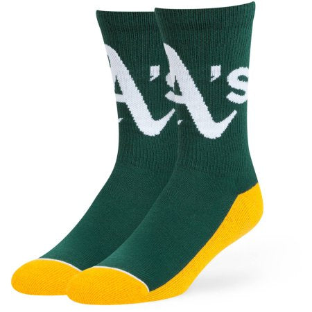 MLB Oakland Athletics Arena Crew Socks