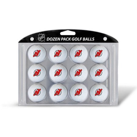 NHL New Jersey Devils Golf Balls, 12 Pack