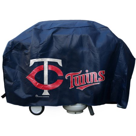 MLB Minnesota Twins Deluxe Grill Cover