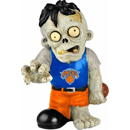 NBA New York Knicks Zombie Figurine - Forever Collectibles