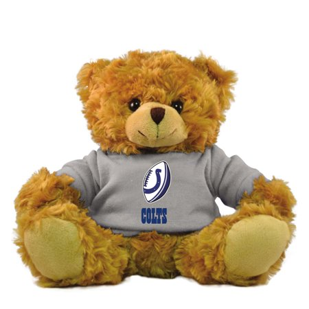 Bleacher Creatures Indianapolis Colts 9-inch Rally Men Hoodie Bear