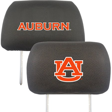 NCAA Auburn Tigers University Headrest Covers