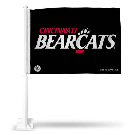 NCAA Cincinnati Bearcats Car Flag