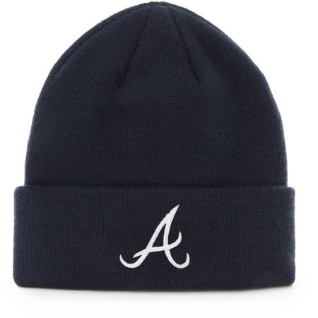 MLB Atlanta Braves Mass Cuff Knit Cap - Fan Favorite