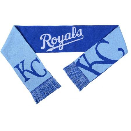 MLB Kansas City Royals Reversible Split Logo Scarf