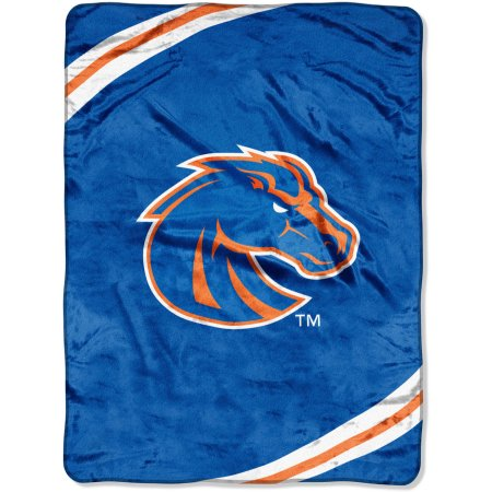 "NCAA Boise State Broncos ""Force"" 60"" x 80"" Raschel Throw"