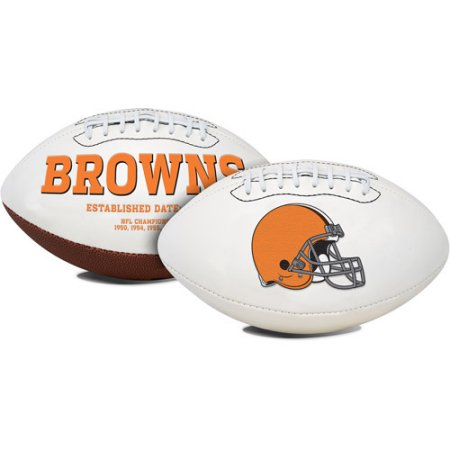 NFL Cleveland Browns Signature Series Full-Size Football