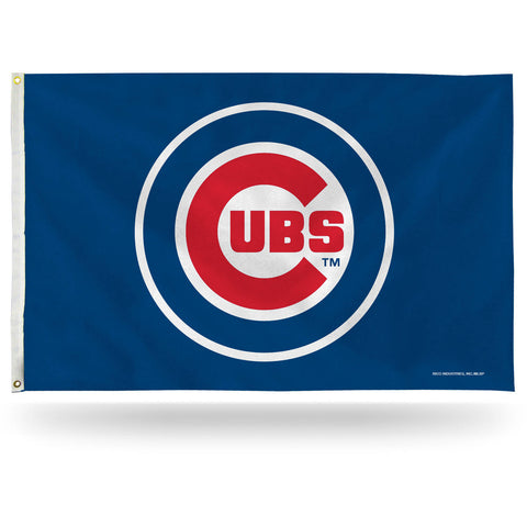 MLB Chicago Cubs 3' x 5' Flag Banner