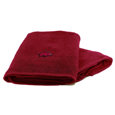 Arkansas Razorbacks 2-Pc Towel Set - 26x15 Hand and 25x50 Bath Towel