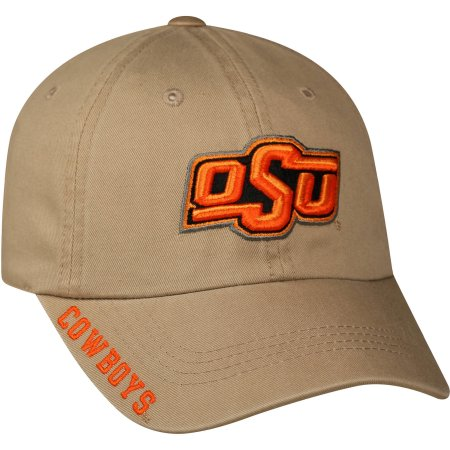 NCAA Men's Oklahoma State Cowboys Khaki Hat \ Cap