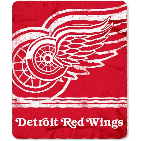 "NHL Detroit Red Wings 50"" x 60"" Fleece Throw"