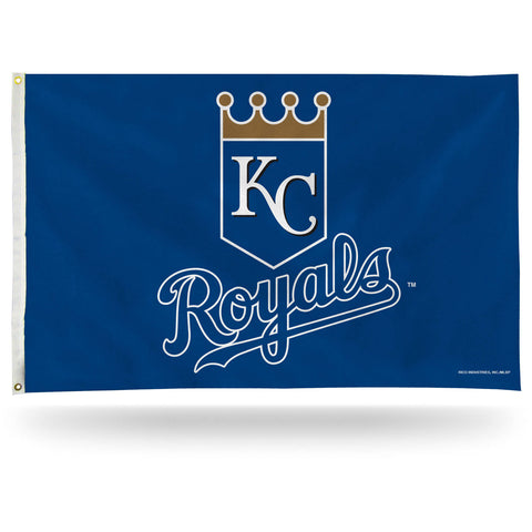 MLB Kansas City Royals 3' x 5' Flag Banner