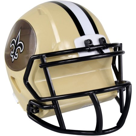 NFL New Orleans Saints Mini Helmet Bank