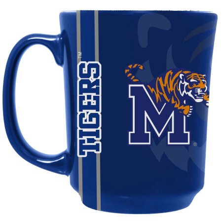 NCAA Memphis Tigers 11 oz Reflective Mug
