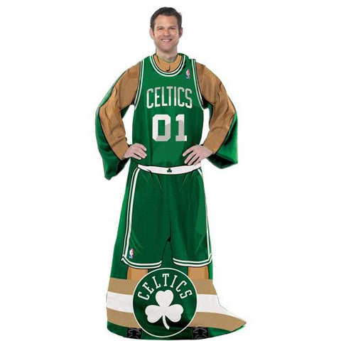 "NBA Player 48"" x 71"" Comfy Throw, Celtics"