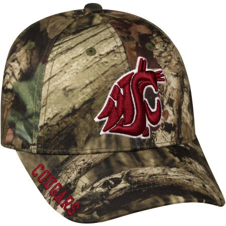 NCAA Men's Washington State Cougars Mossy Hat \ Cap