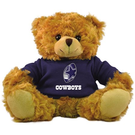 "Bleacher Creatures NFL 9"" Rally Men Hoodie Bear, Dallas Cowboys"