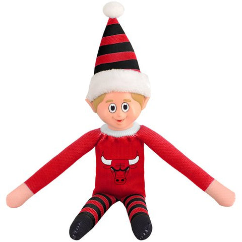 NBA Chicago Bulls Team Elf - Forever Collectibles