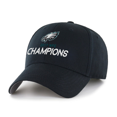 NFC Conference Champs Philadelphia Eagles MVP Adjustable Hat