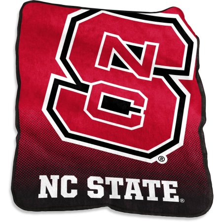 NC State Raschel Throw