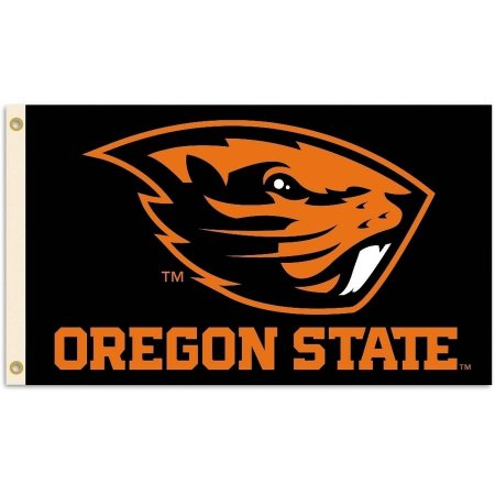NCAA Oregon State Beavers 3'x5' Flag