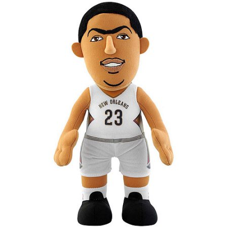 "NBA Player 10"" Plush Doll New Orleans Pelicans, Anthony Davis"