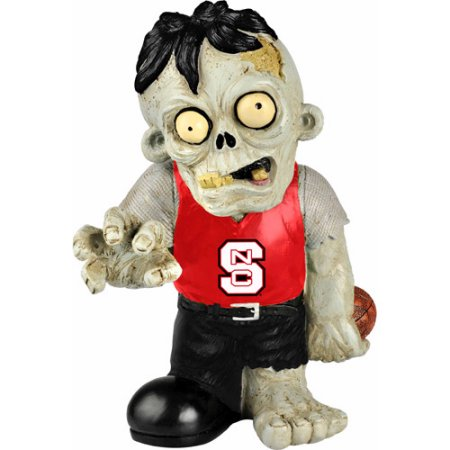NCAA North Carolina State Wolfpack Zombie Figurine - Forever Collectibles