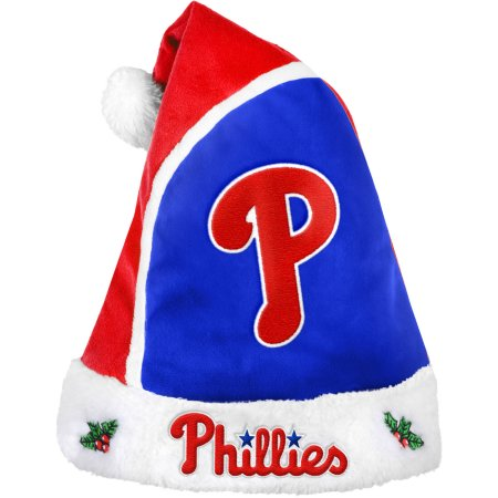 Forever Collectibles MLB Santa Hat - Philadelphia Phillies