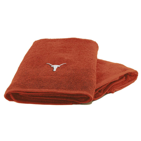 NCAA Texas Longhorns 2-Pc Towel Set - 26x15 Hand and 25x50 Bath Towel
