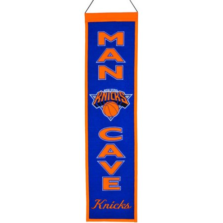 NBA Man Cave Banner - New York Knicks