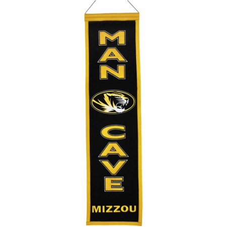 NCAA Man Cave Banner - University of Missouri Tigers
