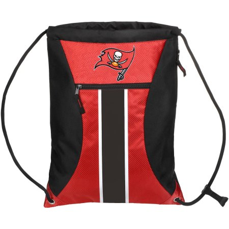 NFL Tampa Bay Buccaneers Big Stripe Drawstring Backpack
